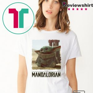 Baby Yoda Mandalorian The Child Shirt