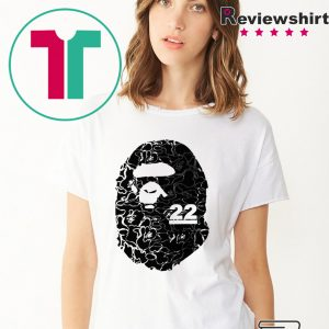 Bape Neon Camo 22Nd Anniversary Tee Shirts