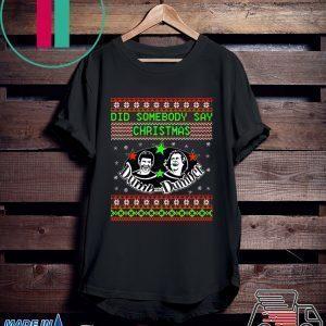 Dumb and Dumber Christmas Shirt