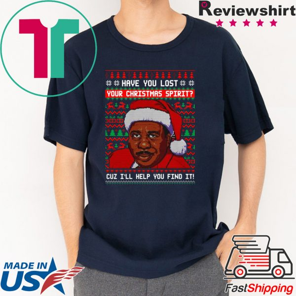 Have You Lost Your Christmas Spirit Steve Harvey Tee Shirt