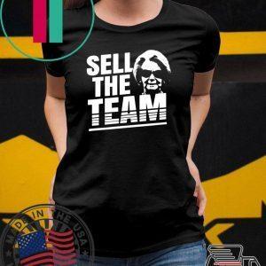 Martha Ford Sell The Team Tee Shirts