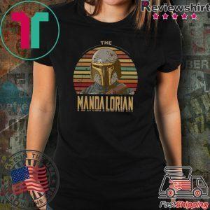 The Mandalorian Shirt, Baby yoda Tshirt, Star Wars Shirt, Rise Of Skywalker Shirt Chrismas 2020