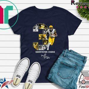 03 Darrynton Evans Signature Tee Shirt