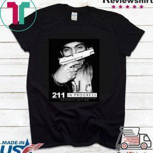 211 In Progress Bonarue Nation Conejo Rapper Tee Shirt