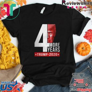 4th more years Trump 2020 Gift T-Shirt
