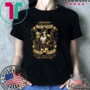 7th Heaven from Pop Up Merch Tee Shirt