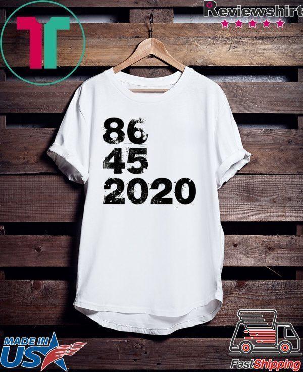 86 45 2020 Tee Shirt