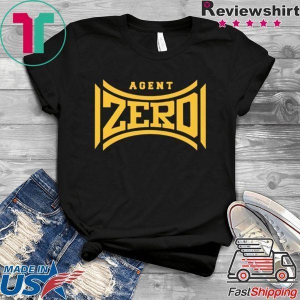 Agent Zero Funny T-Shirt