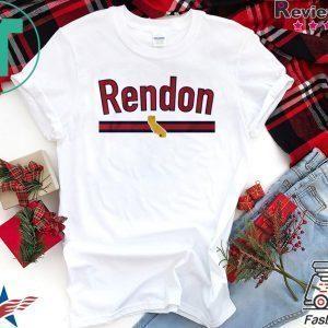 Anthony Rendon Los Angeles Baseball Tee Shirt