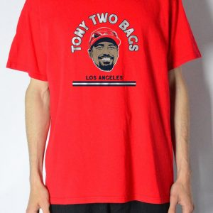 Anthony Rendon Tony Two Bags L.A. Tee Shirt