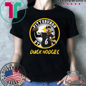 Duck Devlin Hodges leads Pittsburgh Steelers Tee Shirts