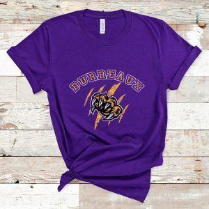 Geaux Burreaux Shirt T-Shirt Joe Burrow Tigers Tee Shirts