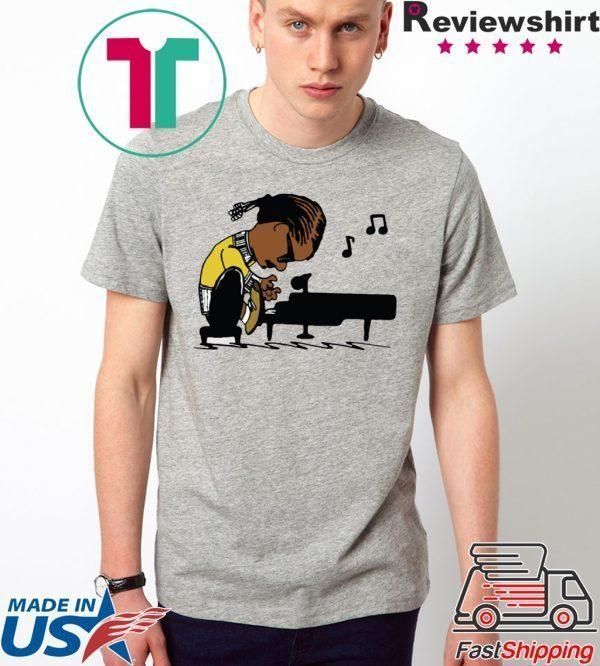 Snoop Dogg Playing Piano shirt