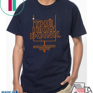 The Iron Doink 2020 T-Shirts