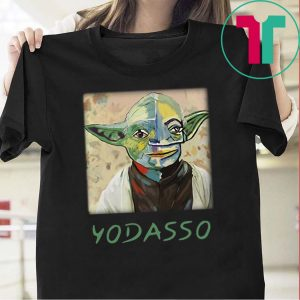The Mandalorian Baby Yoda Yodasso Tee Shirts