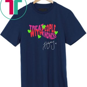 Treat People With Kindness Signature Tee Shirt