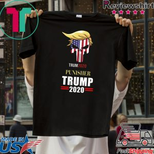Donald Trump 2020 Punisher Tito Ortiz Trump Shirt