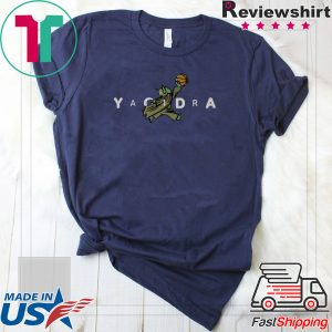 Yoda Yaoidra Jumpman Air Jordan Tee Shirt