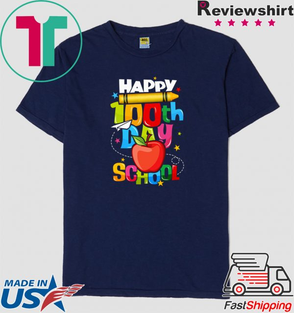 100th Day of School Tee Shirts