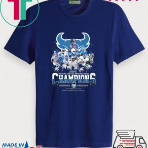 2019 Makers Wanted Bahamas Bowl Champions Tee Shirts