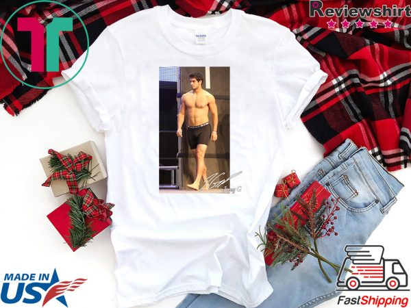 49ers George Kittle Jimmy G Shirtless Tee Shirts