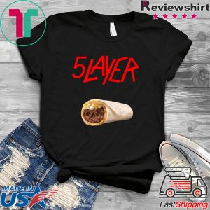 5 Layer Tacos Tee Shirt