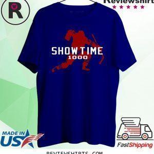 SHOW TIME 100 TEE SHIRT