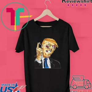Zombie Trump Tee Shirts