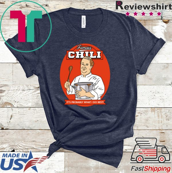 Kevin Chili Tee Shirts