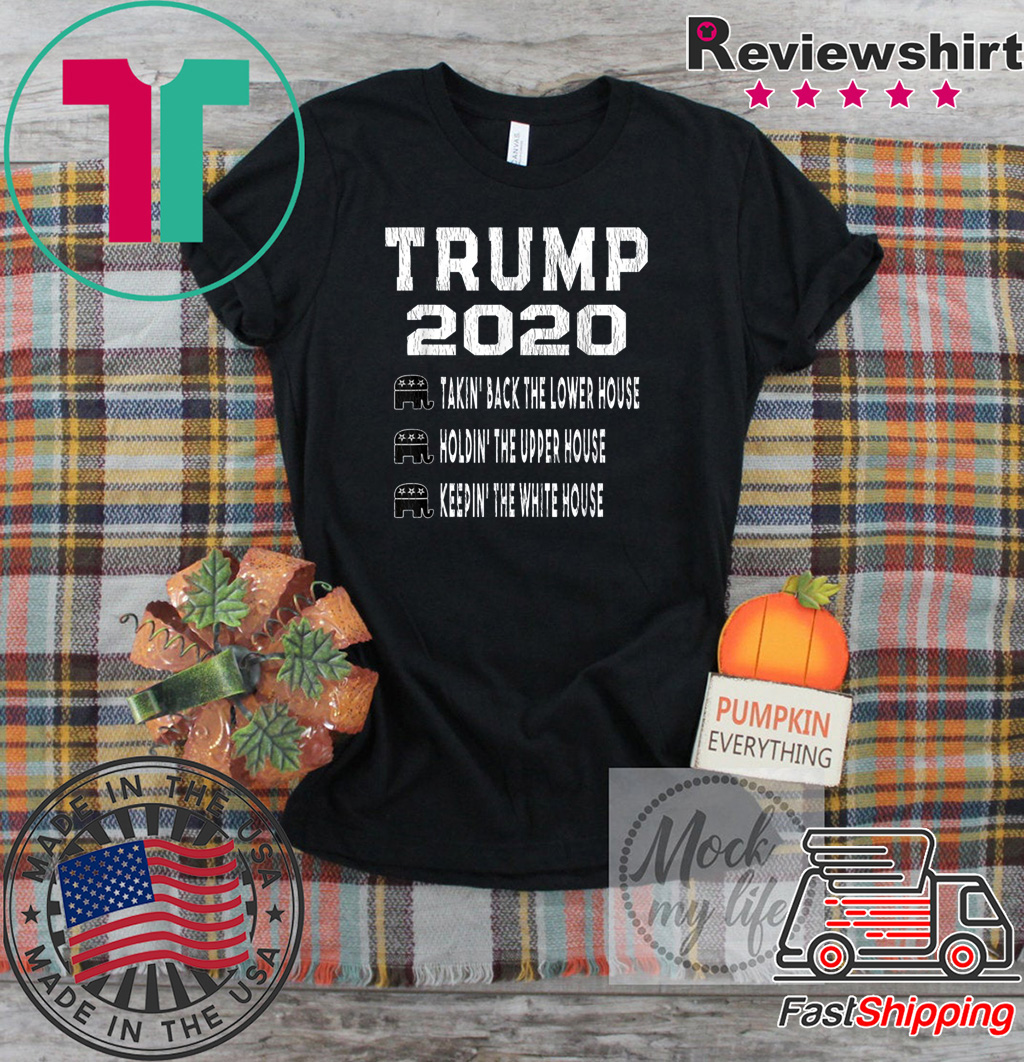 Donald Trump For President 2020 T-Shirt Elections