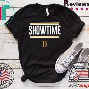 Showtime 15 T-Shirt Patrick Mahomes Tee Shirts