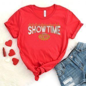 Showtime MVP Kansas City Football Shirt