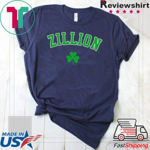 Zillion Beer St Patrick Day Tee Shirts