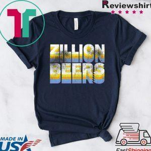 Zillion Beers Retro Pocket Shirts