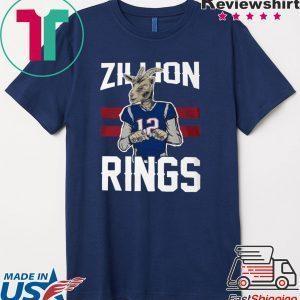 Zillion Rings Tee Shirts