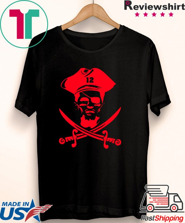 12 Tampa Brady Tee Shirts