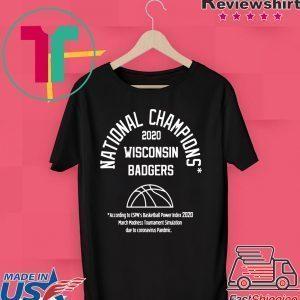 2020 NATIONAL CHAMPIONS UNISEX T-SHIRTS