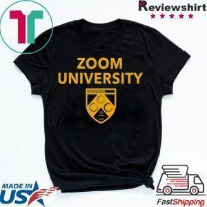 Zoom University Tee Shirt