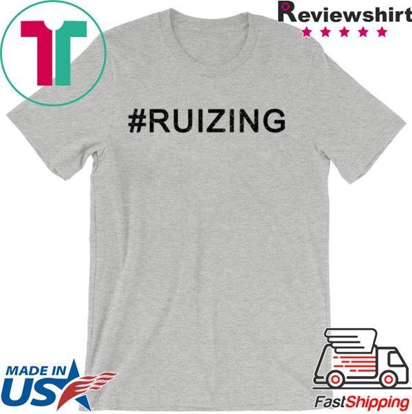 #ruizing - Ruizing Tee Shirts