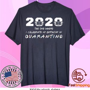 April Girl 2020 The Year When Sh#t Got Real Quarantine Shirt Class of 2020 The Year When Shit Got Real Tee Shirts