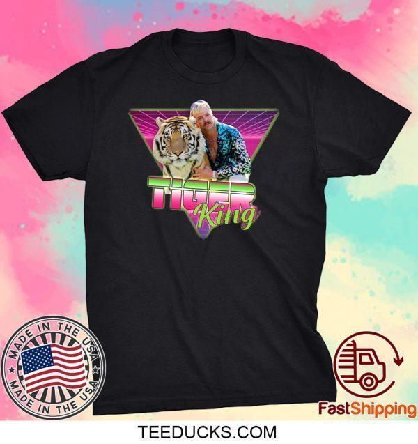 #JoeExotic – Joe Exotic 2020 Tiger King Shirt – Joe Exotic Shirt – Joe Exotic Retro Tee Shirts