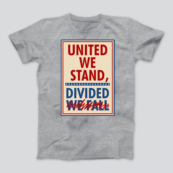 United We Stand the Late Show Stephen Colbert Official T-Shirt