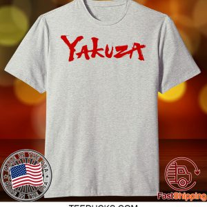 yakuza 0 insulated Tee Shirts