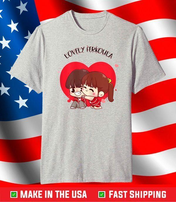 """I Love You"" T-Shirt Dedicated to Wife T-Shirt"