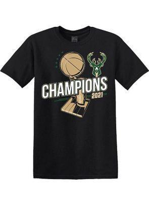 Milwaukee Bucks Champions 2021 NBA Finals Champions Bucks ...