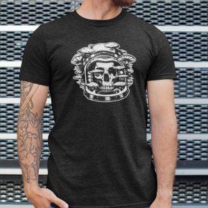 Shrooms Of Doom Tee Shirt