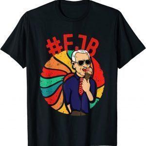 #FJB T Shirts Pro American Flag Conservative Anti-Biden Unisex Shirt